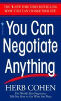 You Can Negotiate Anything, Paperback by Cohen, Herb, Brand New, Free shippin...