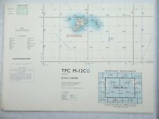 More details for tactical pilotage chart tpc m-12c g indonesia large scale map