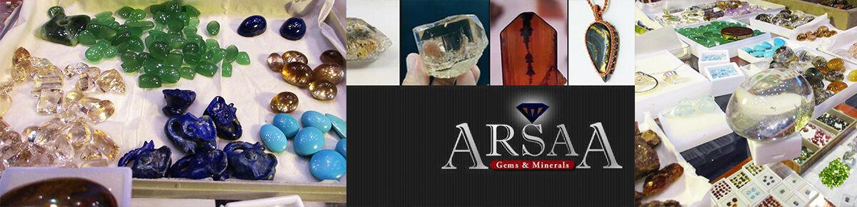 ARSAA Gems & Minerals