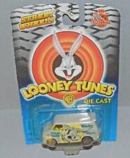 Old Street Wheels Looney Tunes Diecast Bugs Bunny Wacky Wagon- Unused on Card