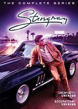 Stingray Complete Series DVD Set Collection Lot Season Show Episodes TV Box Disc
