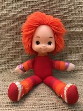 "Vintage Hallmark 1983 Rainbow Brite ""Red Butler"" Soft Body 10"" Doll Mattel"