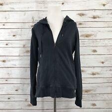 LULULEMON Dark Navy Hoodie Jacket Full Zip Size 6