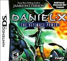 Daniel X: The Ultimate Power (Nintendo DS, 2010) COMPLETE GAME BOX MANUAL NES HQ