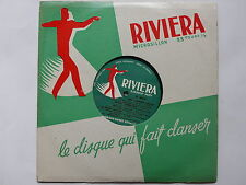 "25 cms 10"" Riviera surprise party HENRI ROSSOTTI ERROL GARNER EMIL STERNB 6503"