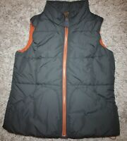 Joules HIGHAM PADDED GILET in Granite - UK Size 16 [3941]