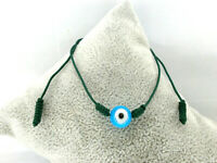 Brazalete pulsera cadena turco azules ojo Nazat boncugu Mavi boncuk maschallah