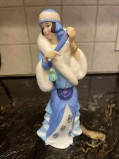 "Lenox Figure ""Rhapsody in Blue"" American Songbook Collection with box and Coa"