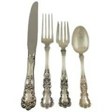 Buttercup by Gorham Sterling Silver Flatware Set For 8 Service 32 Pieces