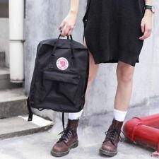 Classic Fjallraven Kanken Canvas Backpack Sport Handbag 7L/16L/20L