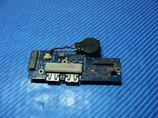 """Dell XPS 15 9530 15.6"""" Genuine USB SD Slot Circuit Board w/Cable LS-9941P 07DF4"""