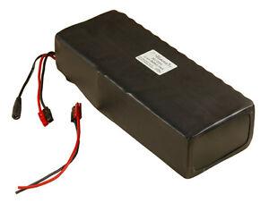 36V/37V 10Ah Lithium-ion/Li-ion Battery PVC Wrap eBike!