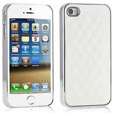 Generic White Mobile Phone Clip Case