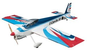 """Great Planes U-Can-Do 3D All Wood Construction .60-.91 ARF, 65"""" Wingspan"""