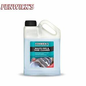Fenwicks Waste Pipe And Tank Cleaner 1 Litre Caravan Motorhome