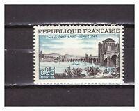 s24873a) FRANCE 1966 MNH** Pont-Saint-Esprit 1v
