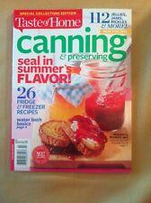 Canning & Preserving 2014 FREE SHIPPING, 26 Fridge To Freezer Recipes