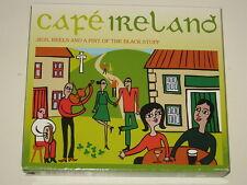 CAFÉ/IRELAND/JIGS, REELS AND A PINT OF THE BLACK STUFF(METRTCD850) CD ALBUM