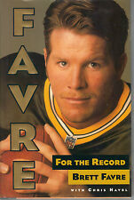 Favre, for the Record : Born on the Bayou, Bred for Green Bay Packers