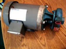 *NEW MARATHON 56T34F53023 D392 208-230/460V 3450RPM 1/2-3/4HP MOTOR + PUMP 22731