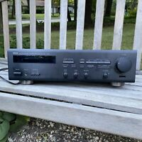 Vintage YAMAHA RX-360 Natural Sound Stereo Receiver Tested Working No Remote