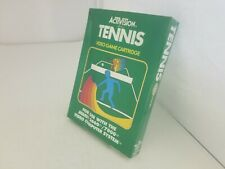 NEW SEALED W/CREASED BOX TENNIS GAME PAL VER FOR ATARI 2600  ( NOT FOR USA) i27