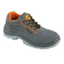 Logica scarpe da lavoro antinfortunistica basse scamosciata Grigia L89 SRC S1 P