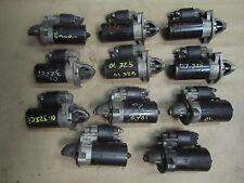 BMW 12411740374 E46 E39 ENGINE STARTER OEM 325I 325CI 330I 525I 530I 528I M54