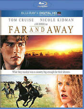 FAR AND AWAY (NEW BLU-RAY)