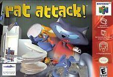 Rat Attack (Nintendo 64)