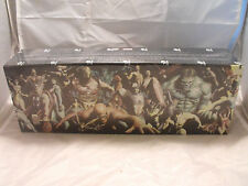VS SYSTEM MARVEL THE AVENGERS COLLECTORS DECK TINS SEALED BOX