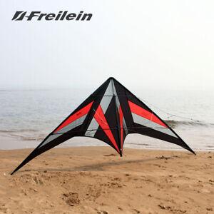 FALCON Dual Line Kite Porfessional Stunt Kite for Beginner Flying Sports Toys