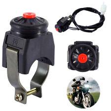 Motorcycle Kill Switch Red Push Button Horn Starter Dirt Bike ATV UTV Dual S CCO