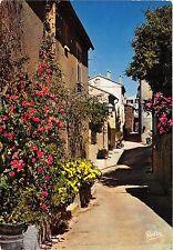 BR1785 France Gassin une rue du village