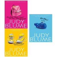 Judy Blume Collection 3 Books Set Blubber Are You There God It's Me Margaret NEW