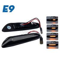 2 Pezzi Led Dynamic Side Indicatore Laterale E9 Per Bmw E46 E60 E82 E90