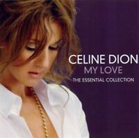 CELINE DION my love, the essential collection (CD Compilation) Soft Rock, Ballad
