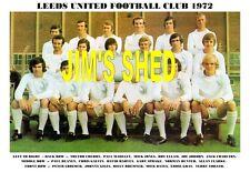 Leeds United Football Prints