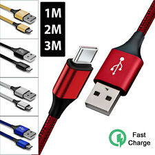 Samsung Galaxy A40 A50 A70 A51 A71 Type C USB Fast Charger Charging Data Cable