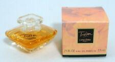LANCOME TRESOR EAU DE PARFUM 7.5 ML. 0.25 FL.OZ. MINI PERFUME NEW IN BOX