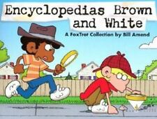 Encyclopedias Brown and White: A FoxTrot Collection, Amend, Bill, Good Condition