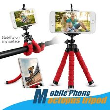 Flexible Tripod Holder For Cell Phone Car Camera Gopro Universal Mini Octopus