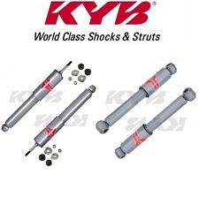 Isuzu Amigo 89-94 L4 2.6L KYB Complete Front Rear Shock Absorbers Suspension Kit