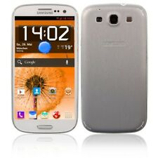 Skinomi Brushed Aluminum Full Body Cover+Screen Protector for Samsung Galaxy S 3