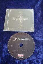 CD.BENEDICTUM.DOMINION.ROCK.HEAVY METAL.FEMALE FRONTED.ORIGINAL ICARUS.FRONTIERS