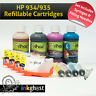 Premium HP 934/935 Refillable Ink Cartridges & Ink Officejet Pro 6230 6830 Rihac