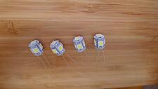 4 LED Lamps Sansui TU-717,TU-707,TU-517, TU-417 TU-317 for dial bulbs lights