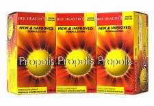 3 Botellas de Bee Health Própolis Invierno Mezcla 2 x 100ml