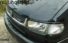 Plástico ABS 720854 VW T4 Facelift larga nariz cejas Reino Unido Stock