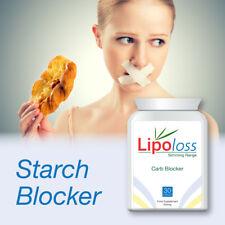 LIPOLOSS CARB BLOCKER PILLS EXTREME WEIGHT LOSS LOSE BODY FAT STRONG DIET PILL